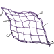 Plasa Emgo elastica 38cm x 38cm violet